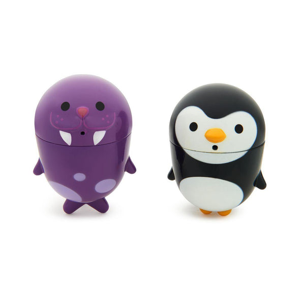 Clean Squeeze Mould-Free Bath Squirts - Penguin & Walrus