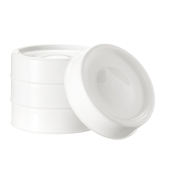 Closer To Nature Milk Storage Lids 4 pack