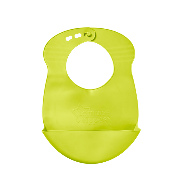 Explora Roll n Go Bib 7+ months Lime