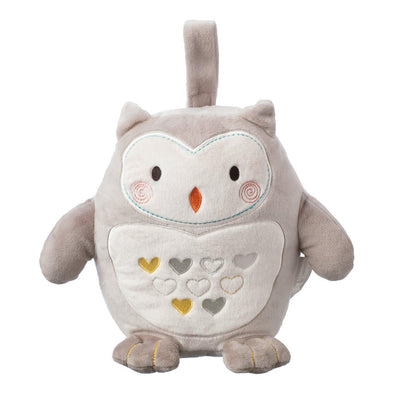Gro Ollie the Owl Light & Sound Sleep Aid - Rechargeable