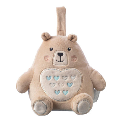 Gro Bennie Bear Light & Sound Sleep Aid – Rechargeable
