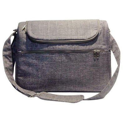 Classic Grey Travel Bag