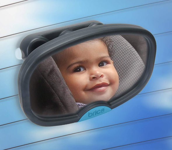 Brica Dualsight Clear Sight Baby Mirror