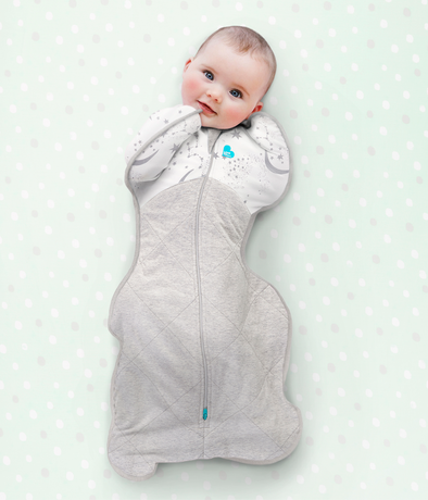 Swaddle UP™ Winter Warm 2.5 TOG White