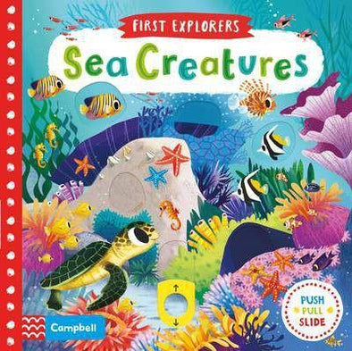 First Explorers Sea Creatures