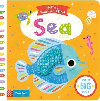 Sea (My First Touch and Find Book)
