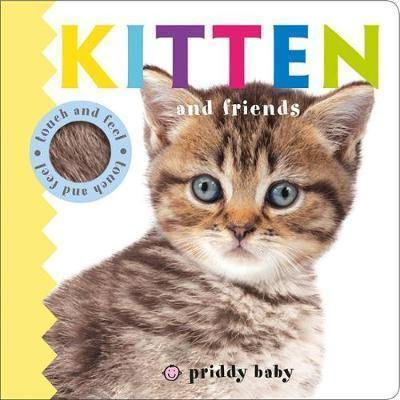 Touch & Feel: Kitten & Friends