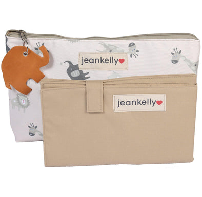 Jeankelly Changing Pouch Animals - Lulla-Buy