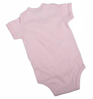 Cross-over Baby Onesie short sleeve - Lulla-Buy