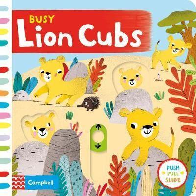 Busy Lion Cubs - Lulla-Buy