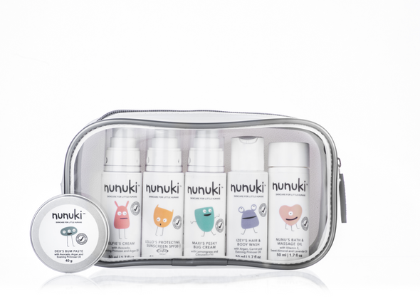 Nunuki Travel Gift Set - Bag
