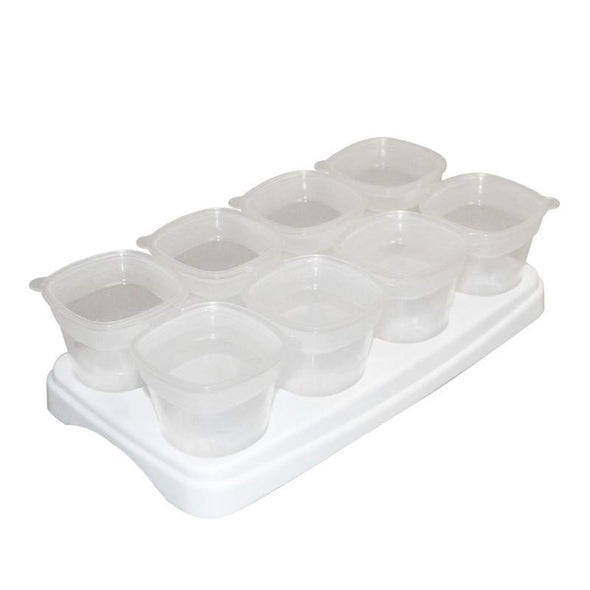 Breast Milk and Food Storage Tray