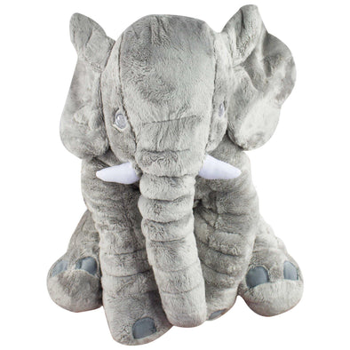 Soft Elephant Toy and pillow (medium)