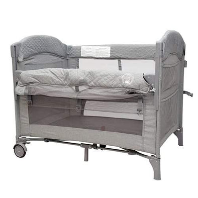 2-in-1 Camp cot & co sleeper