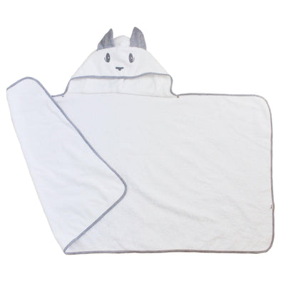 Bunny hooded towel - toddler