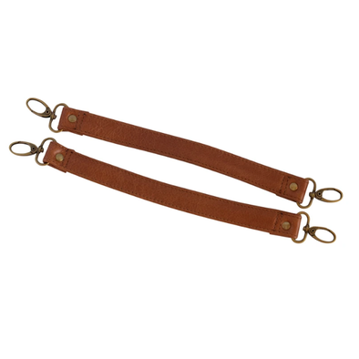 Leather Stroller Straps