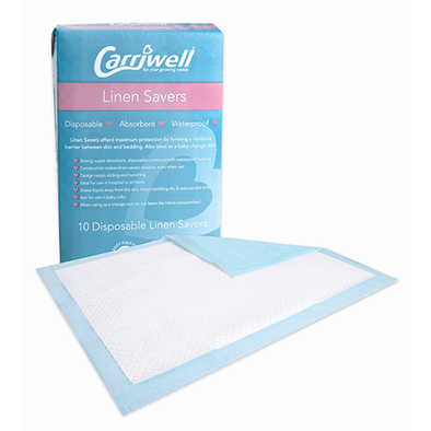 Carriwell Linen Savers - Lulla-Buy
