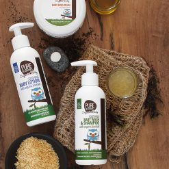 Soothing Baby Wash & Shampoo with organic baobab