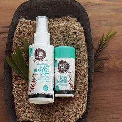 100% Natural Insect Repellent Spray