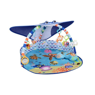 Sting Ray Playmat and Activity Gym