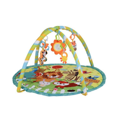 Zoo Friends Playmat and Activity Gym