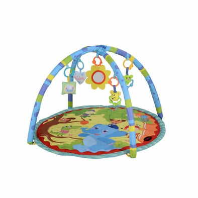 Jungle Activity Gym & Foldable Pay Mat