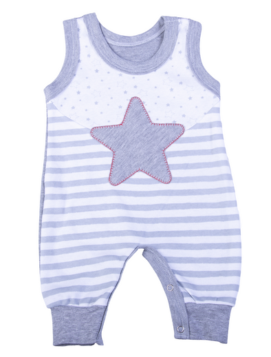 Star Baby Romper - Lulla-Buy