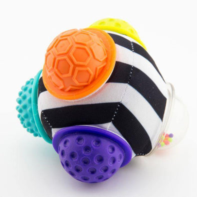 Chime & Chew Textured Ball
