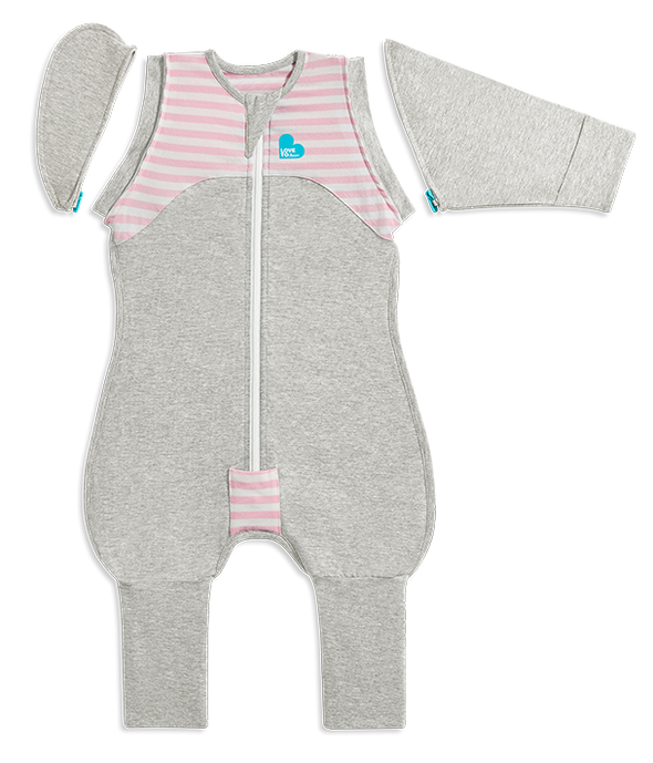 Swaddle UP™ Transition SUIT 1.0T Pink