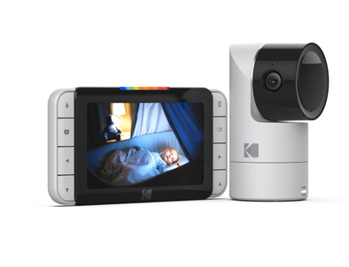 Kodak Cherish C525 Smart Video Baby Monitor