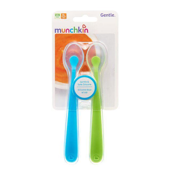 Silicone Spoons - 2 Pack