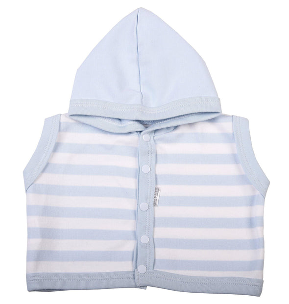Sleeveless Baby Hoodies
