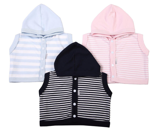 Sleeveless Baby Hoodies - Lulla-Buy