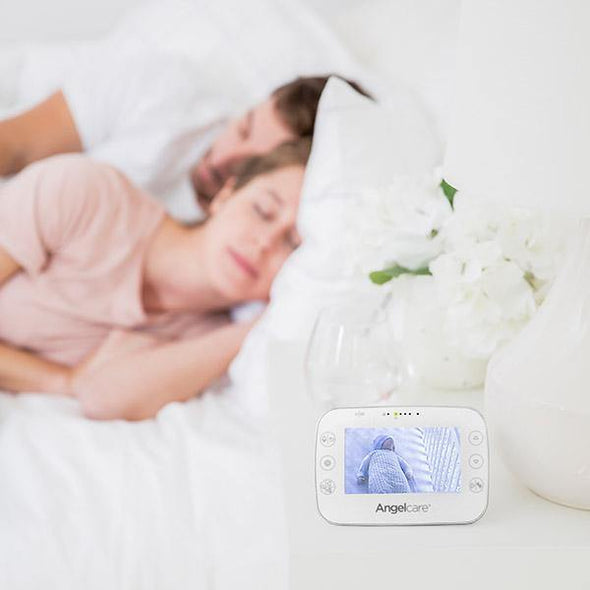 Angelcare AC327 Baby Movement Monitor with Video