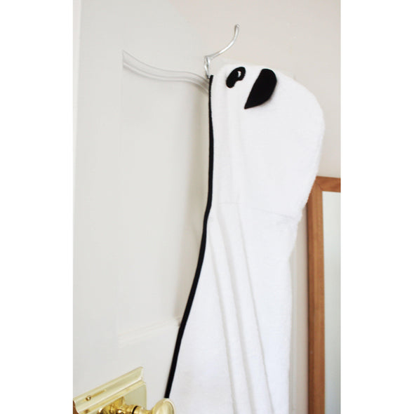 Panda hooded towel - toddler - Lulla-Buy