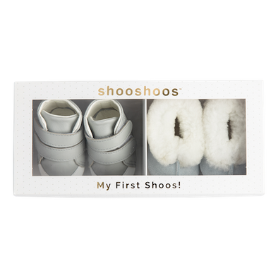 Shooshoos Memories newborn shoes - unisex