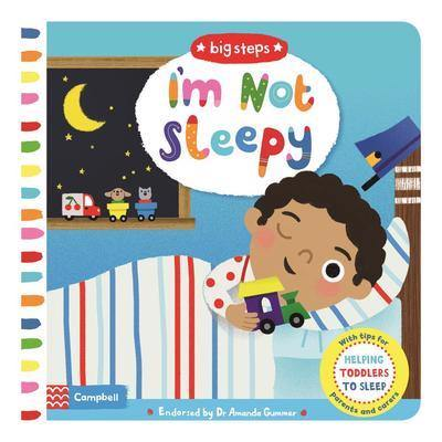Big Steps: I'm Not Sleepy by Campbell