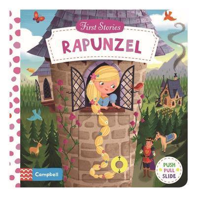 Rapunzel (First Stores Series)