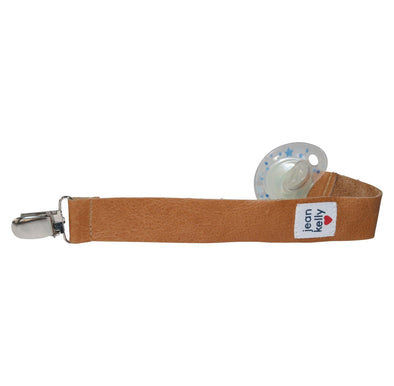 Jeankelly Leather Dummy Clip - Lulla-Buy