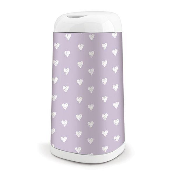 Angelcare Dress Up Bin Sleeve - Hearts (Sleeve only)