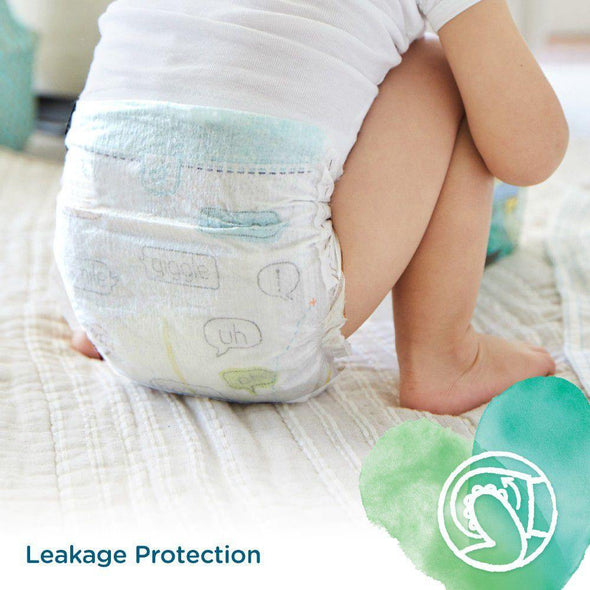 Pampers Pure Protection - Size 2 Value Pack - 39 Nappies