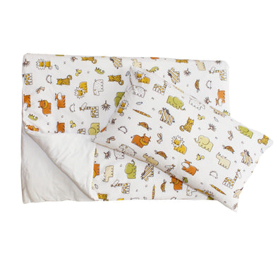 Safari animals duvet set
