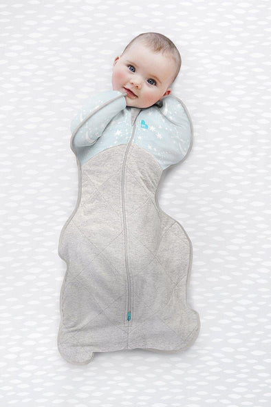 Swaddle UP™ Winter Warm 2.5 TOG Blue