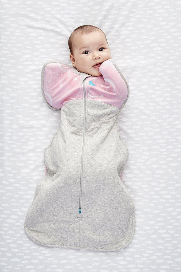 Swaddle UP™ Winter Warm 2.5 TOG Pink
