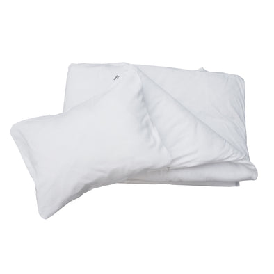 White duvet set
