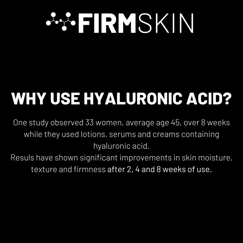 Why Hyaluronic Acid