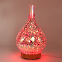 Load image into Gallery viewer, Positive Paradise 3D Fireworks Essential Oil Diffuser