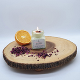 Natural Soy Wax Essential Oil Candle 112g