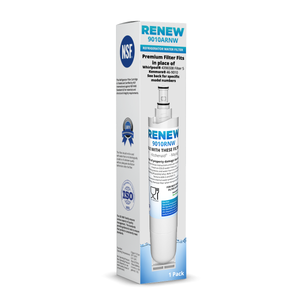 2 Pack Refrigerator water filter Replacement for Kitchenaid KSRP25FNSS00