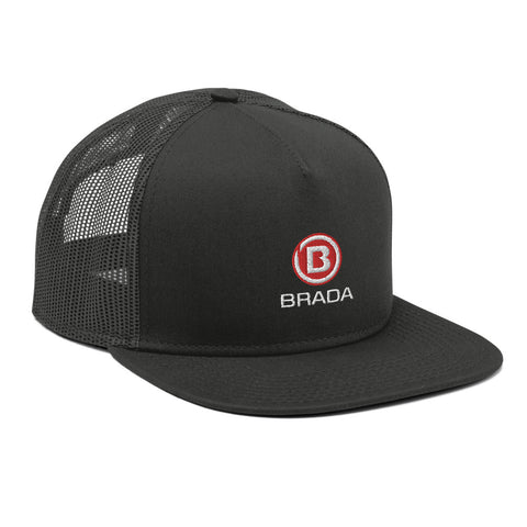 Brada Wheels - Mesh Back Snapback